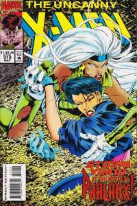 Uncanny X-Men (1981 series) #312, NM- (Stock photo)