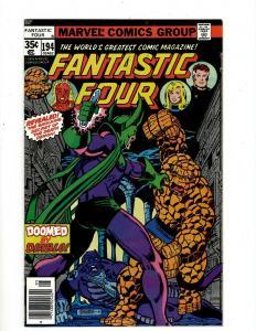 Lot of 8 Fantastic Four Marvel Comic Books #194 195 196 197 198 199 200 201 GK18