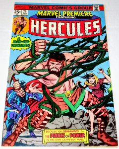 Marvel Premiete #26 (8.0) Bronze Age Marvel