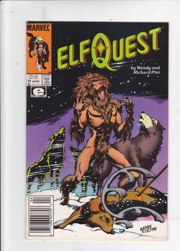 Elfquest #21