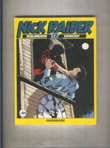Nick Raider numero 098: Ossessione