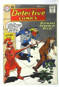 Detective Comics (1937 series) #271, VG+ (Actual scan)