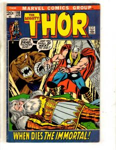 12 Thor Marvel Comics # 198 213 224 250 255 263 330 341 352 364 376 AN 10 JL25