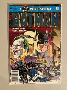 Batman Movie #1 B 4.0 VG (1989)