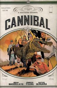 Cannibal #2 VF/NM; Image | save on shipping - details inside