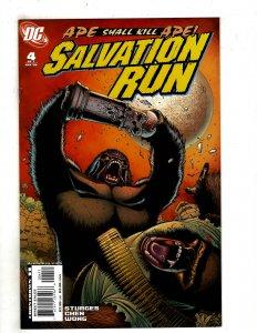 Salvation Run #4 (2008) OF25