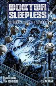Doktor Sleepless #1F VF/NM; Avatar   save on shipping - details inside