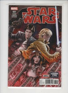 STAR WARS 031 SCREAMING CITADEL 2 OF 5 2015 MARVEL / DIRECT EDITION / NM /