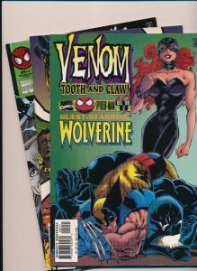 Marvel Comics Mixed Lot of 3- Venom  NF/VF SRU088