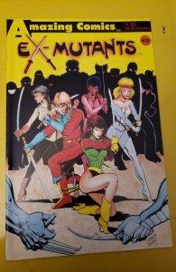 Ex-Mutants #2 (1987)