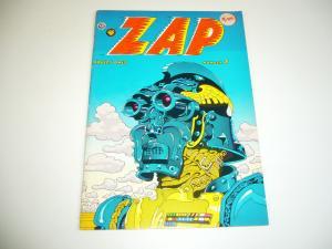 Zap Comix #7 FN (1st) print - robert crumb - s. clay wilson - gilbert shelton