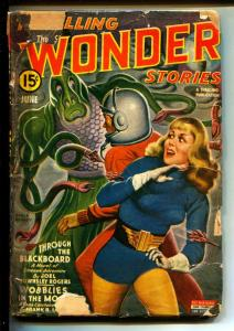 Thrilling Wonder Stories-Pulps-6/1943-Frank Belknap Long