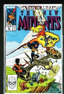 The New Mutants #61 (1988)
