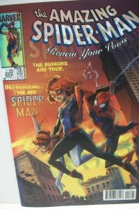 The Amazing Spiderman renew your vows lenticular #13