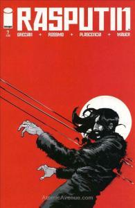 Rasputin #7 VF/NM; Image | save on shipping - details inside