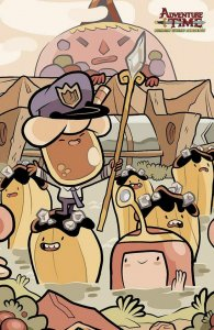 Adventure Time: Banana Guard Academy #1  SDCC 2014  EXCLUSIVE VARIANT VERY RARE