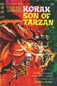 Korak, Son of Tarzan #33 FN; DC   save on shipping - details inside