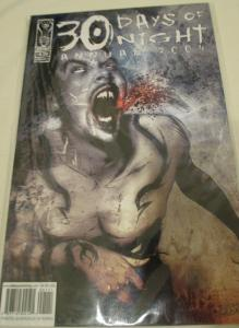 30 DAYS OF NIGHT -Two (2) Issue Lot - ANNUAL 2004 & 2005 Steve Niles from IDW