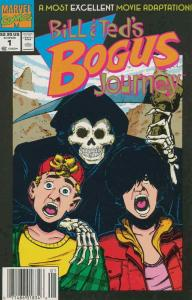 Bill And Ted's Bogus Journey #1 VF/NM; Marvel | save on shipping - details insid