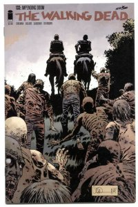 The Walking Dead #133 2014- 1st appearance of Darius VF/NM