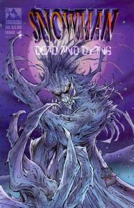 Snowman: Dead and Dying #1 FN; Avatar   save on shipping - details inside