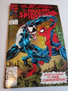 The amazing Spider-man issue 375 (7) available mint