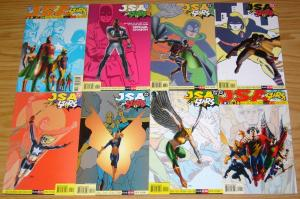 JSA All-Stars #1-8 FN/VF complete series - justice society of america - dc comic