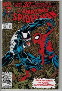 Amazing Spider-Man #375 (Marvel, 1993) NM