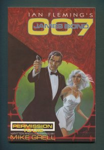 James Bond Permission to Die #2  /  9.6 NM+  /  August 1991