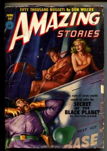 Amazing Stories-Pulp-6/1952-Milton Lesser-Don Wilcox