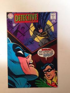 Batman In Detective Comics 376 7.0 FN/VF