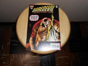 Daredevil (1964 1st Series) #339 Apr 1995 Cover price $1.50 Marvel