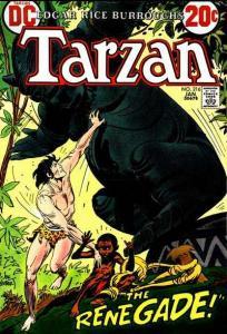 Tarzan (1972 series) #216, VF- (Stock photo)