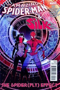 Amazing Spider-Man & Silk: The SpiderFly Effect #2, NM (Stock photo)