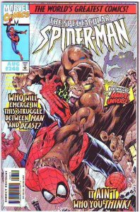 Spider-Man, Peter Parker Spectacular #248 (Aug-97) NM+ Super-High-Grade Spide...