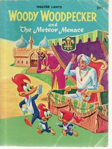 WOODY WOODPECKER AND THE METEOR MENACE-WHITMAN-5753 VG