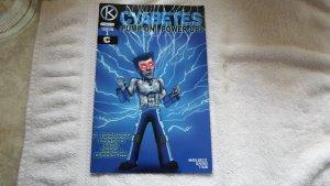 K COMICS CYABETES PUMP ON - POWER UP # 1