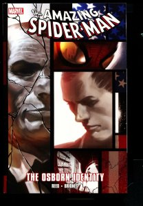 Amazing Spider-Man: The Osborn Identity-Brian Reed-TPB-trade