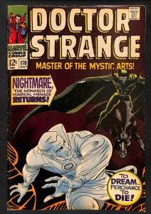 Doctor Strange #170 (1968)