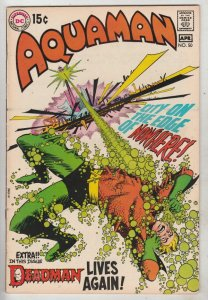 Aquaman #50 (Apr-70) NM- High-Grade Aquaman, Aqualad, Mira