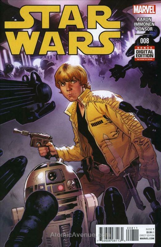 Star Wars (2nd Series) #8 VF/NM; Marvel | save on shipping - details inside