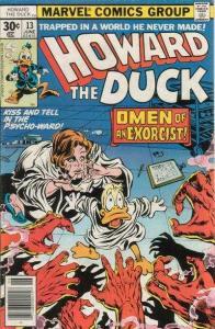 Howard the Duck (1976 series) #13, VF (Stock photo)
