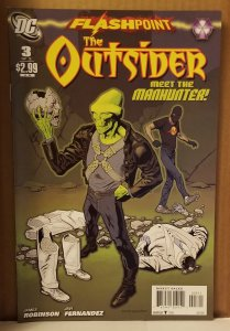 Flashpoint: The Outsider #3 (2011)