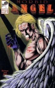 Morbid Angel #1, NM- (Stock photo)