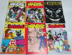 TALES FROM THE ANIVERSE (1985 AR) 1-6 THE SET!