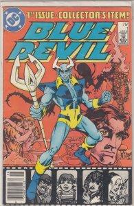 Blue Devil #1 (1984)