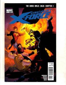 8 Uncanny X-Force Marvel Comic Books # 11 12 13 14 15 16 17 18 Dark Angel CJ13