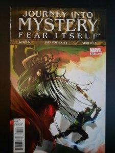 Journey into Mystery #624 VF- 1st Leah Ikol Mephisto Cover Kid Loki Thor