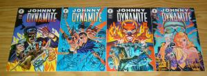 Johnny Dynamite #1-4 VF/NM complete series - max a. collins - terry beatty set