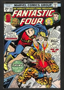 Fantastic Four #165 FN+ 6.5 Marvel Comics